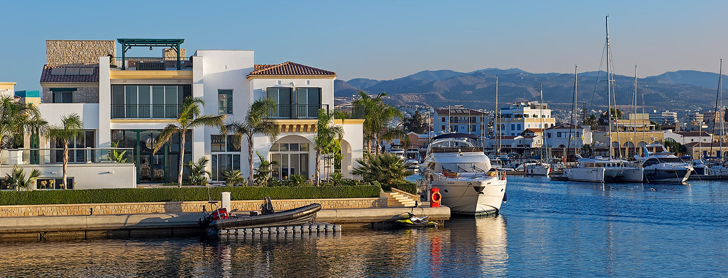 Island Villas at Limassol Marina
