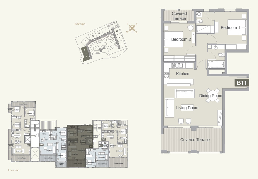 Cyprus Apartments | Apartments in Cyprus | Limassol Marina